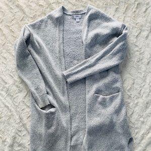 Old navy gray sweater. Medium. Long